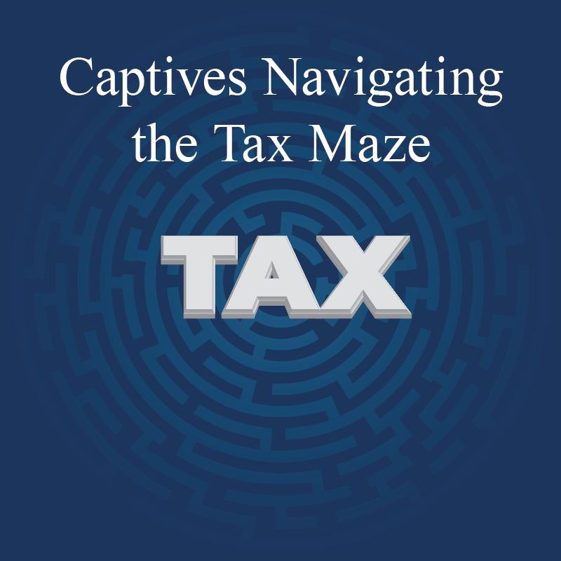 Captive Tax Maze