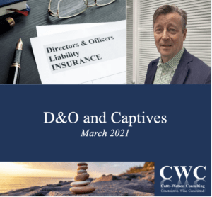 D&O and Captives Tile Square for CWC Post